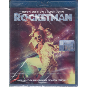 I Blu Ray di Sorrisi - Rocketman - n. 11 - settimanale - ottobre 2020