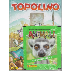 Topolino - n. 3384 - 30 settembre 2020 - settimanale