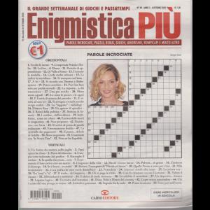 Enigmistica Piu' - n. 40 - 6 ottobre 2020 - settimanale
