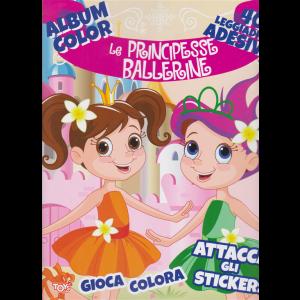 Toys2 Mese - Album color - Le principesse ballerine - n. 19 - bimestrale - 24 settembre 2020 -
