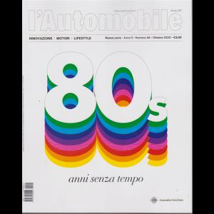 L'automobile - n. 44 - ottobre 2020 - nuova serie