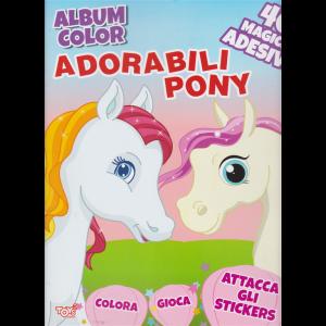 Toys2 Almanacco - Album color - Adorabili Pony - n. 32 - bimestrale - 24 settembre 2020 -