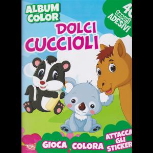 Toys2 Colorando - Album color - Dolci cuccioli - n. 51 - bimestrale - 24 settembre 2020 -