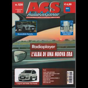 Acs Audio Car Stereo - n. 230 - bimestrale - 21 settembre 2020