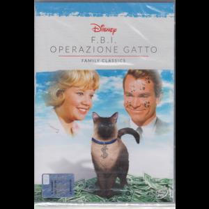 I Dvd Fiction di Sorrisi - n. 32 - 29/9/2020 - F.B.I. Operazione gatto - Family Classics - settimanale - terza uscita