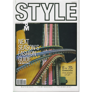 Style Moda Pelle - n. 9 - settembre 2020 - trimestrale - italian/english text