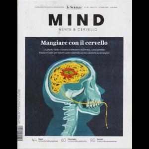 Le Scienze - Mind - Mente & Cervello - Mangiare con il cervello - n. 190 - ottobre 2020 - mensile
