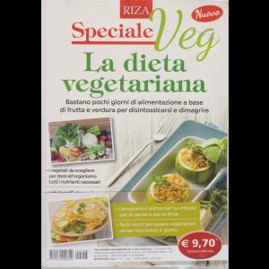 Curarsi mangiando - Speciale Veg - La dieta vegetariana - n. 146 - ottobre 2020 -