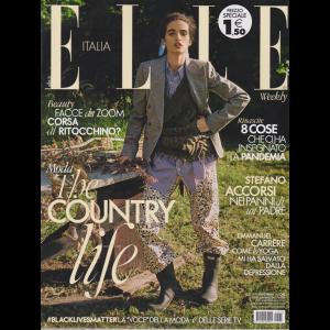 Elle - n. 37 - settimanale - 10/10/2020