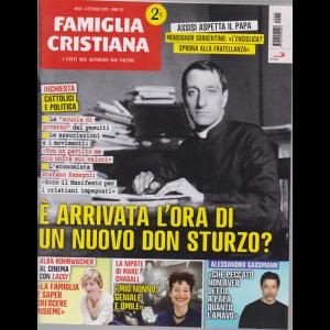 Famiglia Cristiana - n. 40 - settimanale - 4 ottobre 2020