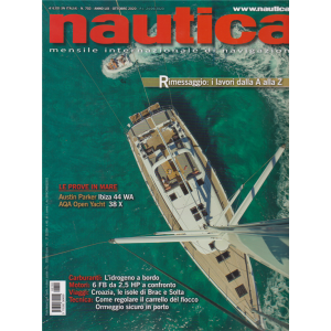 Nautica - n. 702 - ottobre 2020 - mensile