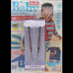 Creativa Special - n. 61 - Baby maglia e uncinetto - + 2 uncinetti da 1, 75 mm e 2, 70 mm - bimestrale