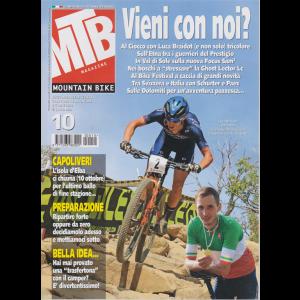 Mtb Magazine - n. 10 - mensile - ottobre 2020