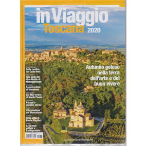 In Viaggio - Toscana 2020 - n. 277 - ottobre 2020 - mensile