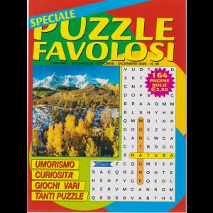 Speciale Puzzle Favolosi - n. 99 - ottobre - dicembre 2020 - 164 pagine