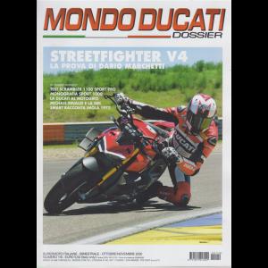 Mondo Ducati Dossier - n. 110 - bimestrale - ottobre - novembre 2020