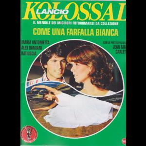Kolossal Lancio - Come una farfalla bianca - n. 3 - mensile - ottobre 2020