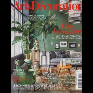 Art &  Decoration - n. 553 - ottobre 2020 - mensile - in lingua francese