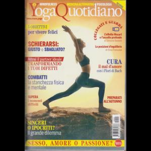 Abbonamento Nuovo Yoga Quotidiano (cartaceo  bimestrale)