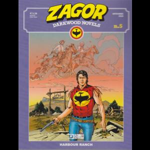 Zagor Gigante - Harbour Ranch - n. 20 - ottobre 2020  - mensile