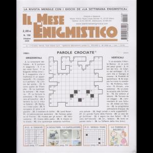 Il Mese Enigmistico - n. 198 - ottobre 2020 - mensile
