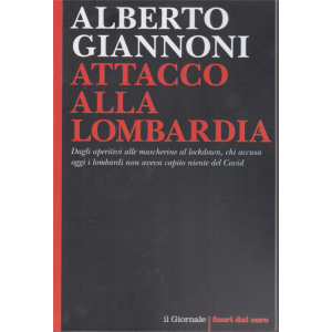 Alberto Giannoni - Attacco alla Lombardia - n. 121