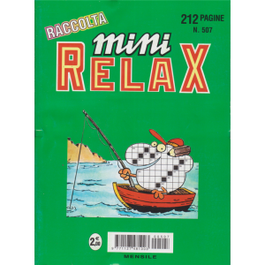 Raccolta Mini relax - n. 507 - mensile - ottobre 2020 - 212 pagine