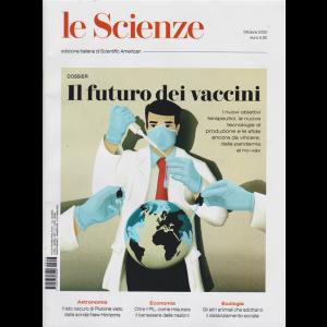 Le Scienze - n. 626 - mensile - ottobre 2020