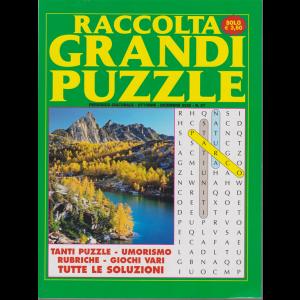 Raccolta Grandi Puzzle - n. 87 - ottobre - dicembre 2020 -