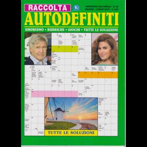 Raccolta Autodefiniti - n. 65 - maggio - luglio 2019 -