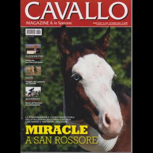 Cavallo Magazine & Lo Sperone - n. 404 - ottobre 2020 - mensile