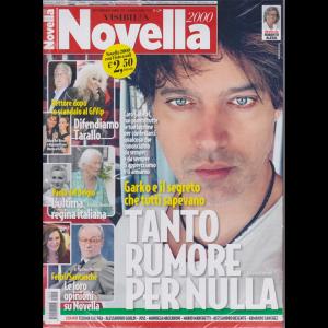 Novella 2000 + Visto - n. 41 - 1 ottobre 2020 - settimanale 2 riviste