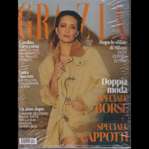 Grazia + Mascara - n. 42 - settimanale - 1/10/2020