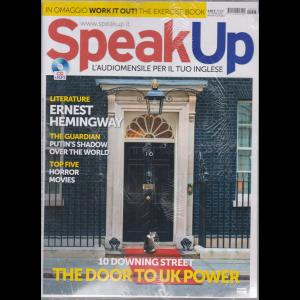 Speak Up - n. 427 - ottobre 2020 - mensile - rivista + cd audio