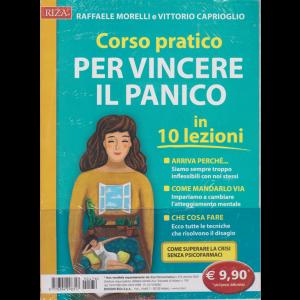 Riza Psicosomatica - n. 476 -Corso pratico per vincere il panico  -  ottobre 2020 -