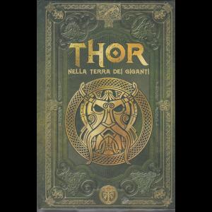 Mitologia Nordica- Thor nella terra dei giganti - n. 3 - 2/10/2020 - settimanale - copertina rigida