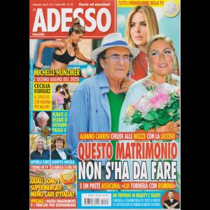 Adesso Magazine - n. 35 - settimanale - 2 ottobre 2020