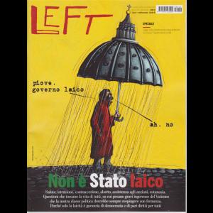 Left Avvenimenti - n. 40 - 2 ottobre 2020 - 8 ottobre 2020 - settimanale