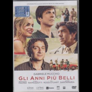 I Dvd Cinema di Sorrisi -n. 33 - settimanale - Gli anni più belli - 1 ottobre 2020 - Gabriele Muccino