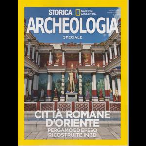 Storica Speciale Archeologia - n. 14 - ottobre 2020 - bimestrale - Città romane d'Oriente - Pergamo ed Efeso ricostruite in 3D