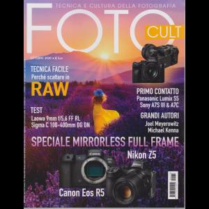 Foto Cult - n. 75 - ottobre 2020 - mensile