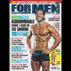 For Men Magazine - n. 212 - ottobre 2020 - mensile