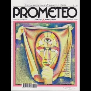 Abbonamento Prometeo (cartaceo  trimestrale)
