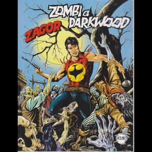 Zagor - Zombi a  Darkwood - n. 714 - mensile - ottobre 2020