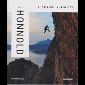 I grandi alpinisti - Alex Honnold - n. 5 - settimanale -