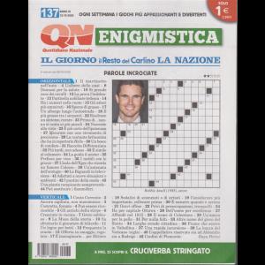 Enigmistica - n. 137 - 12/10/2020 - settimanale