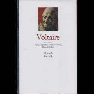 Grandi Pensatori - Voltaire - n. 18 - settimanale - 2/10/2020 - copertina rigida