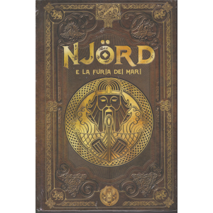 Mitologia Nordica- Njord e la furia dei mari - n. 51 - settimanale - 2/10/2020 - copertina rigida