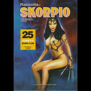 Raccolta  di Skorpio - n. 577 - 26 settembre 2020 - mensile - 25 fumetti