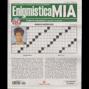 Enigmistica Mia - n. 41 - 12 ottobre 2020 - settimanale